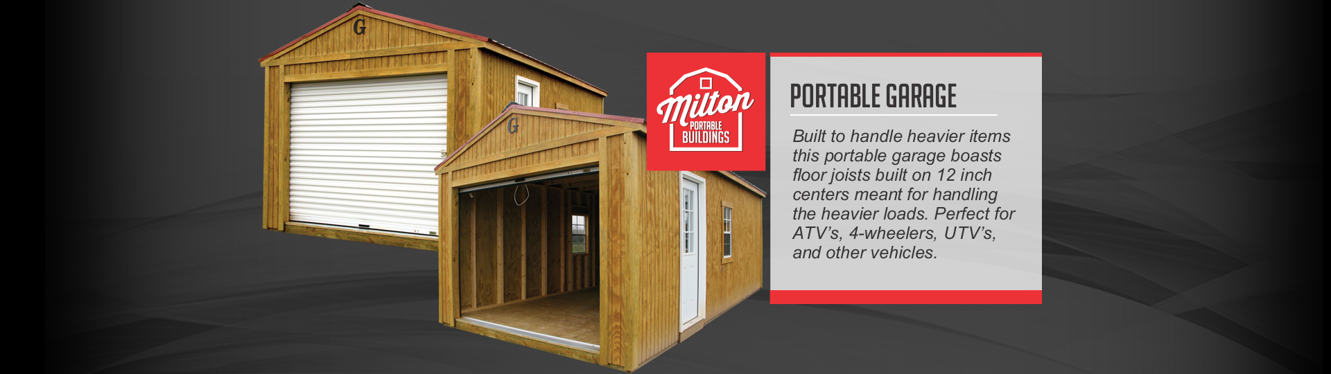 Milton Portable Buildings Sheds And Carports The Best