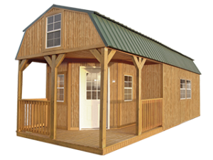 wrap-around-porch-lofted-barn-cabin